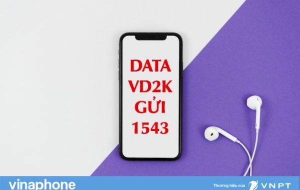 Gọi nội mạng và thả ga data với gói VD2K Vinaphone chỉ 2k