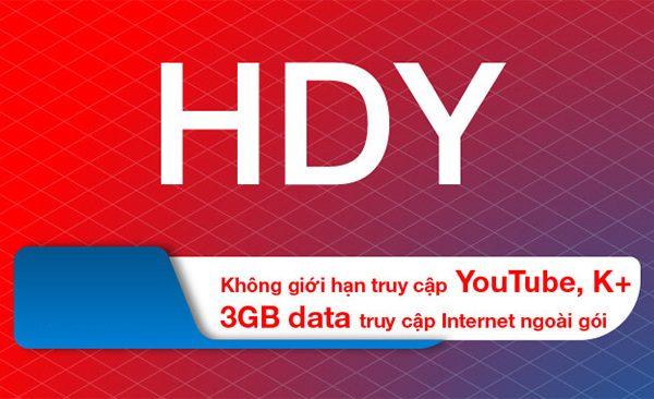 Đăng ký HDY Mobifone thoải mái xem phim qua Youtube, K+ chỉ 100k