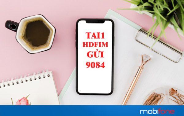 Xem phim thả ga với HDFIM Mobifone chỉ 120k/ tháng có ngay 3GB cùng miễn phí truy cập app FIM+